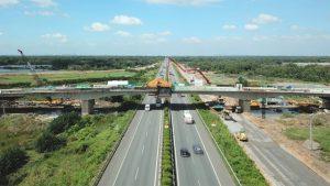 Hợp long đường 319 cao tốc Long Thành - Dầu Giây