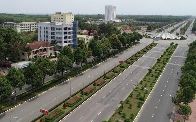 Khu đô thị mới Nhơn Trạch