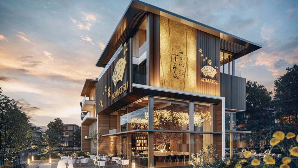 Mẫu thiết kế Shop Villa Oasia