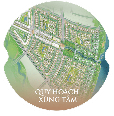 Quy hoạch The Oasia SwanBay