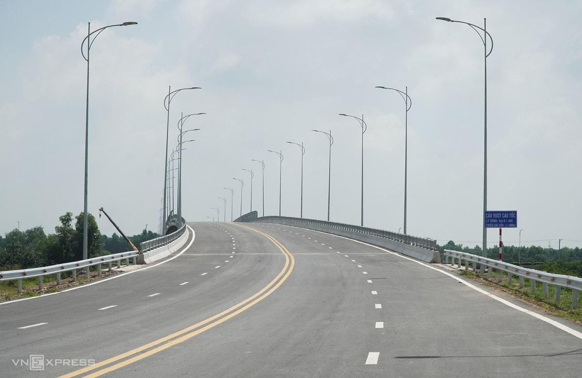 Chiều dài đường 319