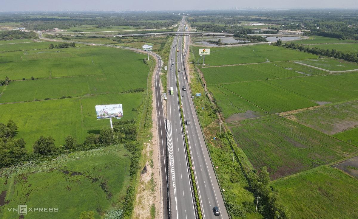 Đường dẫn 319 cao tốc Long Thành